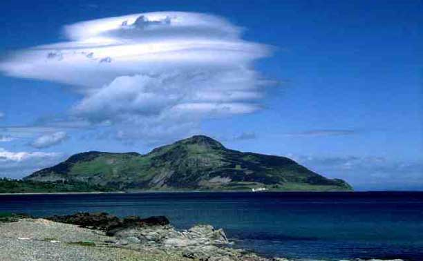 holy island, arran
