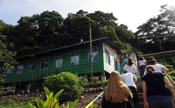 cloud forest school, monteverde, costa rica