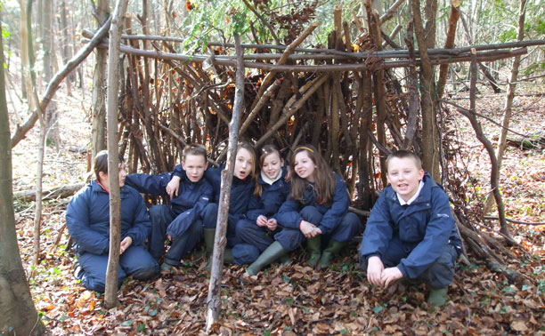 forest school in the UK