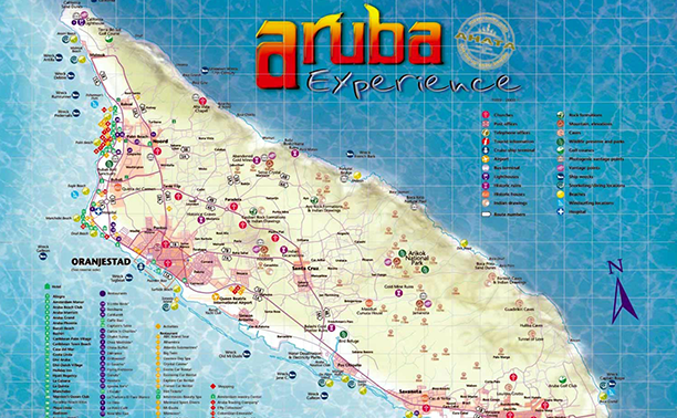 Aruba Wins National Geographic World Legacy Award for Leading