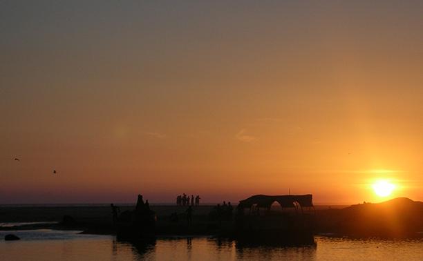 kerala sunset. image: tim willmott
